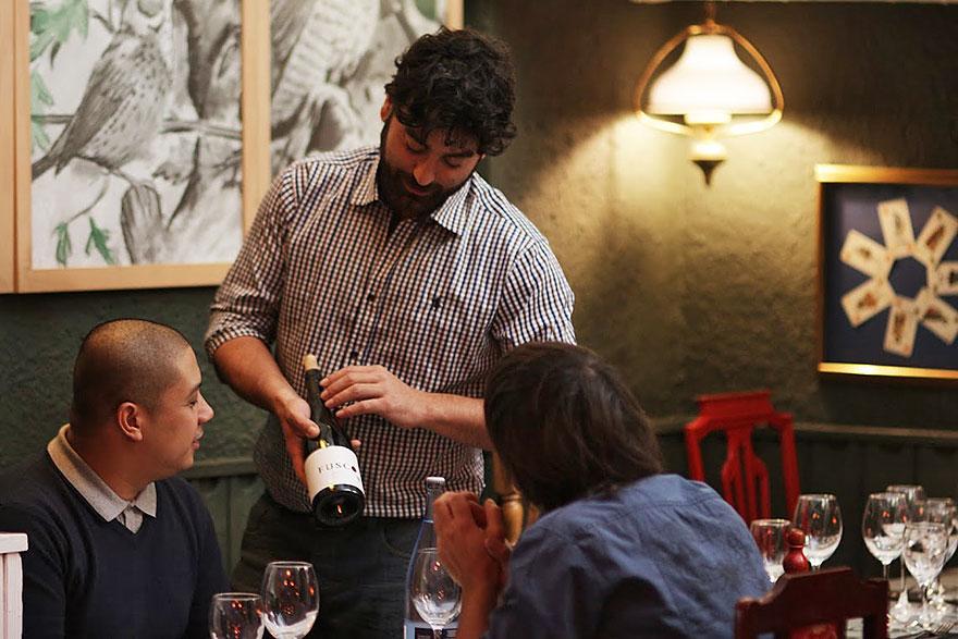 Arume restaurant Barcelona