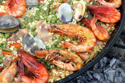 Best paella restaurants in Barcelona