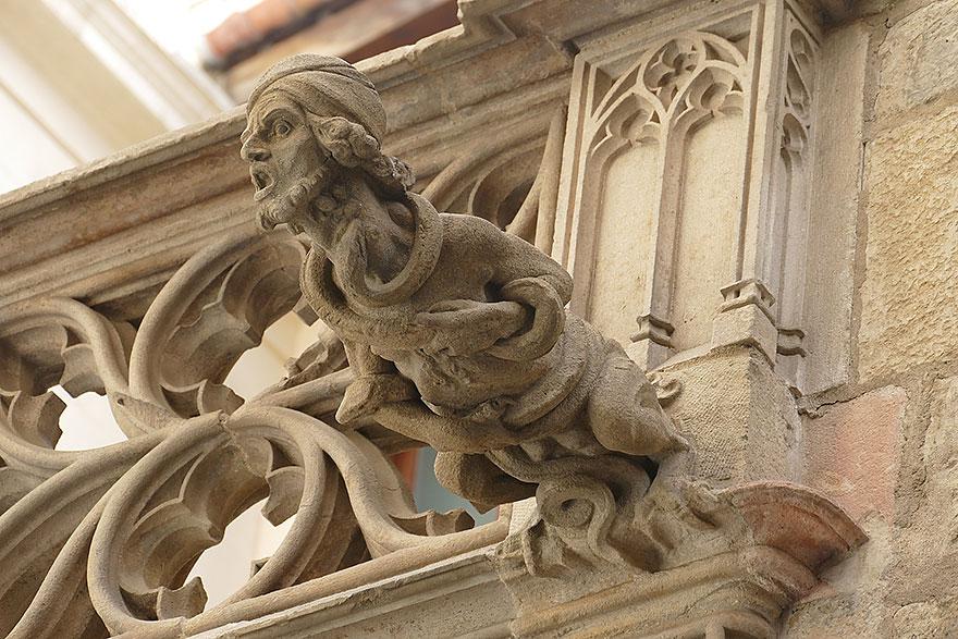 Gothic Quarter - Barcelona things to do