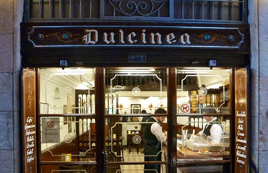 Granja Dulcinea in Barcelona