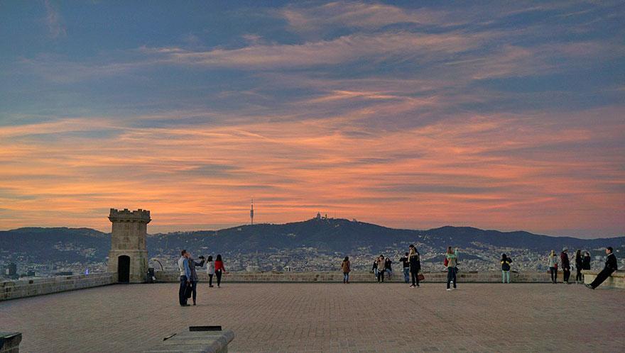 Montjuïc Hill - Best viewpoints in Barcelona