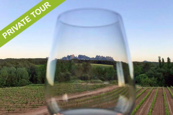 Montserrat and winery Private Tour from Barcelona