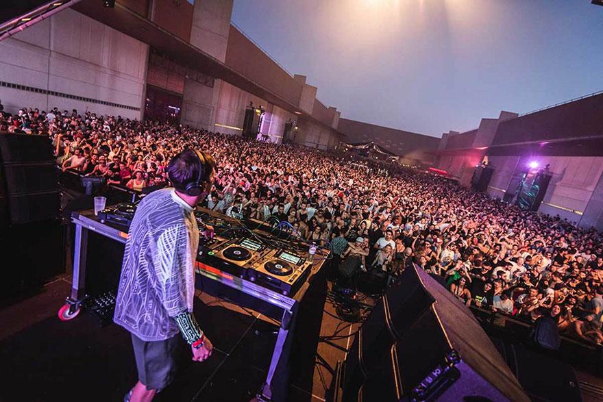 Sonar Festival- What to do in Barcelona
