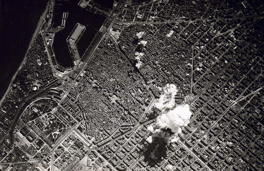 Spanish Civil War Tour Barcelona